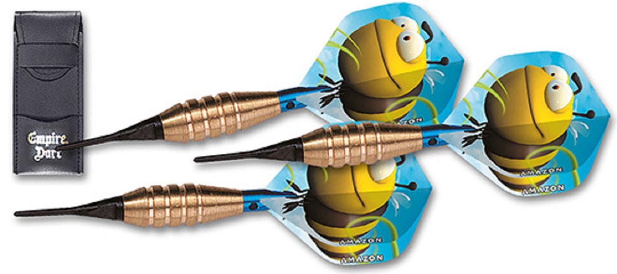 Dart-Set EMPIRE® Death Throw 18 g  18 Gramm Dartpfeile Soft